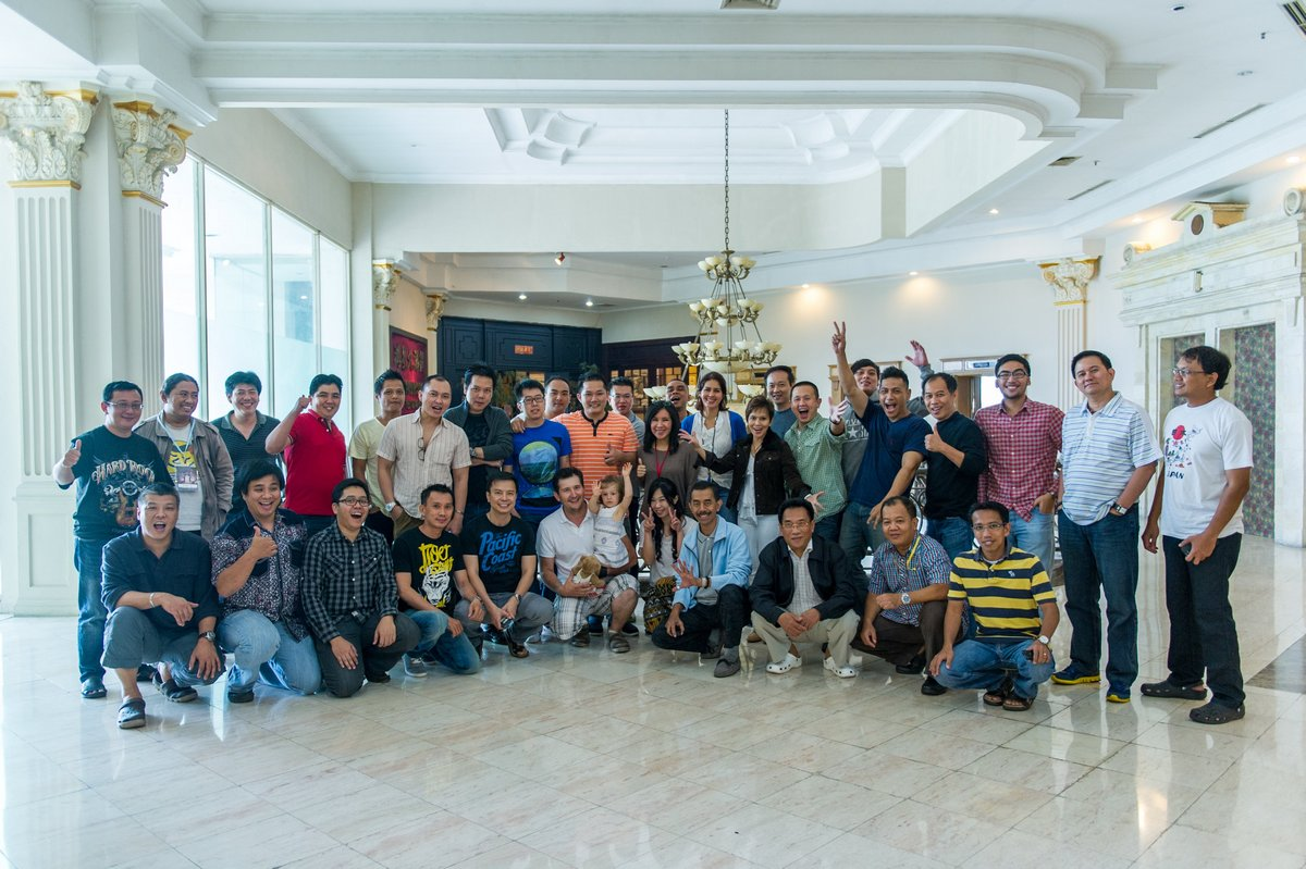 Workshop of Digital Art in Indonesia, Jakarta